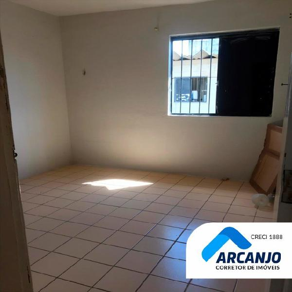 Apartamento no conjunto josé tenório - 42m², 2/4, sala,