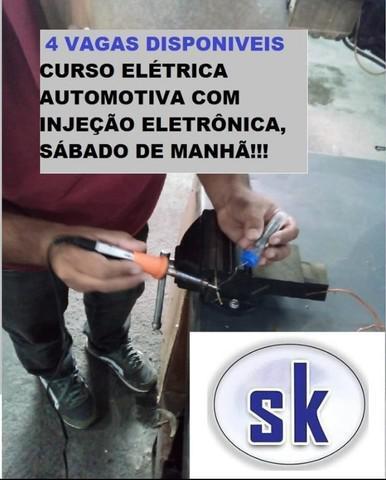 Curso de elétrica automotiva com injeção eletrônica!!!