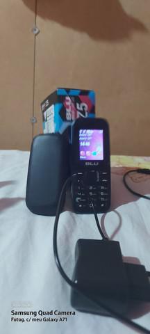 Dois celular da marca blu