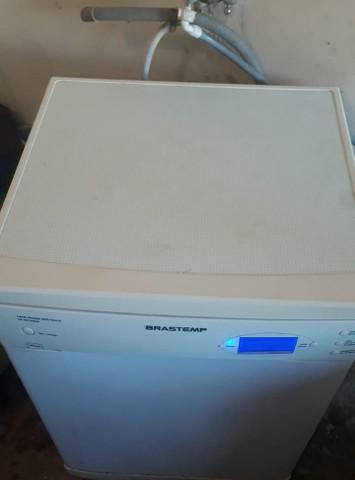 Maquina de lavar louças brastemp ative 12 serviços