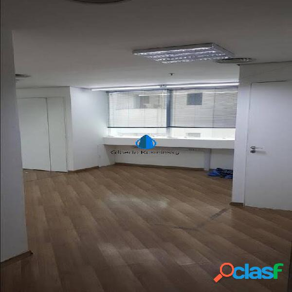 Sala, 56 m² - aluguel pacote r$3.973,07- vila olímpia - são paulo/sp