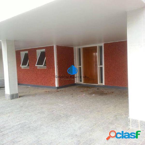 Casa com 4 dormitórios à venda, 220 m² por r$ 1.100.000,00 - parque continental - são paulo/sp