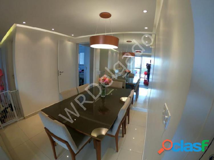 Apartamento com 3 dorms em são paulo - mooca por 810 mil à venda