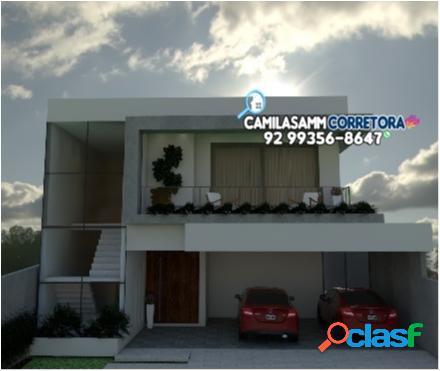 Residencial renaissance - casa em condomínio em manaus - chapada por 1.8 milhões à venda