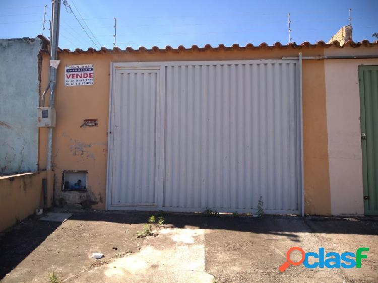 Casa em condomínio - venda - valparaíso de goiás - go - parque santa rita de cássia