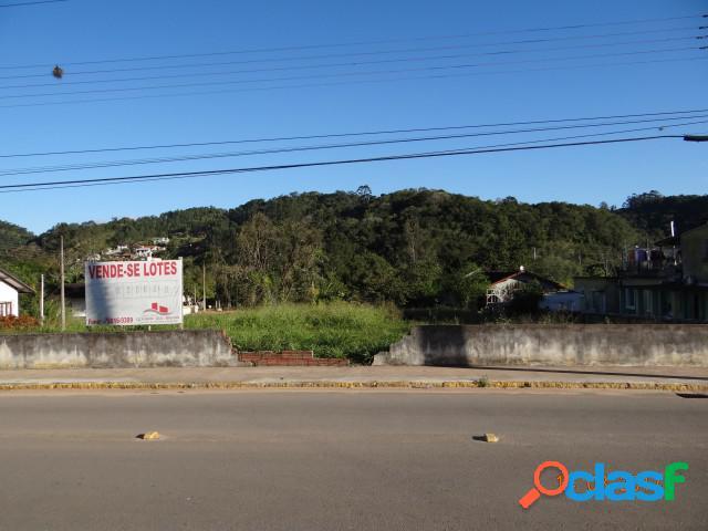Terreno - venda - ibirama - sc - bela vista