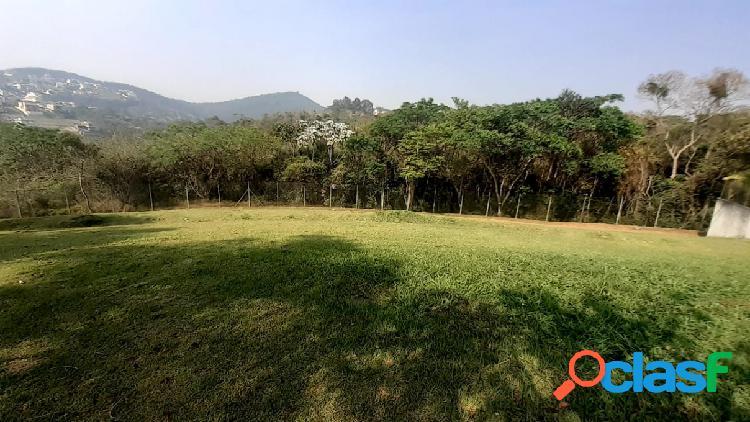 Terreno em condomínio fechado - venda - santana de parnaíba - sp - alphaville