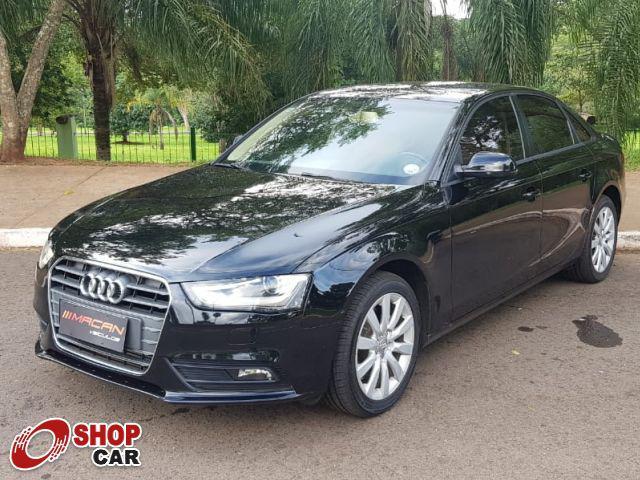 Audi a4 attraction 2.0 tfsi 16v