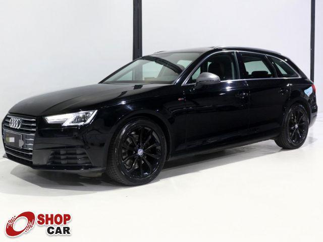 Audi a4 avant ambiente 2.0 tfsi 16v
