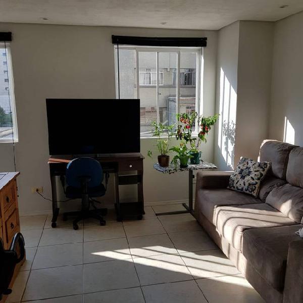 Apartamento reformado para venda com 2 suítes no centro -