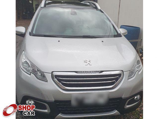 Peugeot 2008 griffe 1.6 16v thp