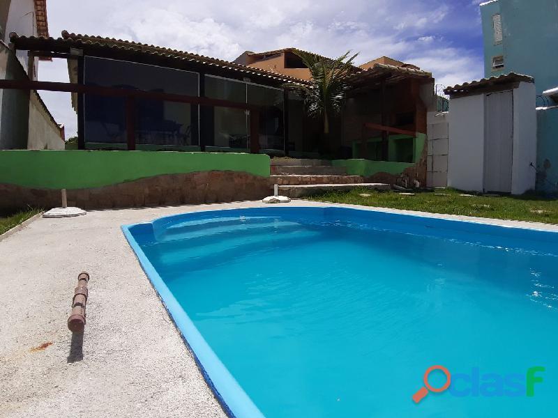 Temporada   Casa de Frente P Praia em Figueira   Arraial do Cabo RJ 1