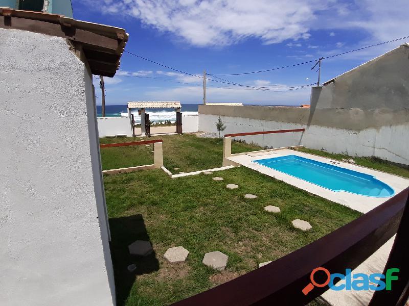 Temporada   Casa de Frente P Praia em Figueira   Arraial do Cabo RJ 4