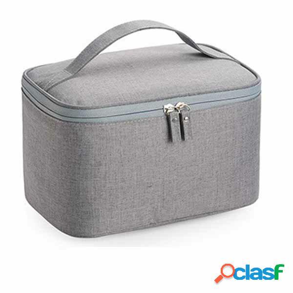 Neutro de viagem ao ar livre portátil lavar bolsa armazenamento bolsa à prova d 'água cosméticos bolsa bolsa organizador