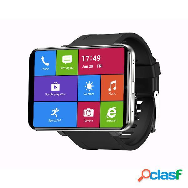 Ticwris max tela de 2,86 polegadas hd relógio inteligente de tela 3g + 32g 4g-lte 2880mah bateria capacidade 8mp câmera