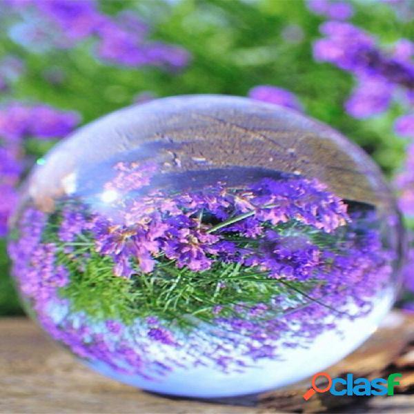 K9 crystal photography lens ball foto prop background lensball home decor