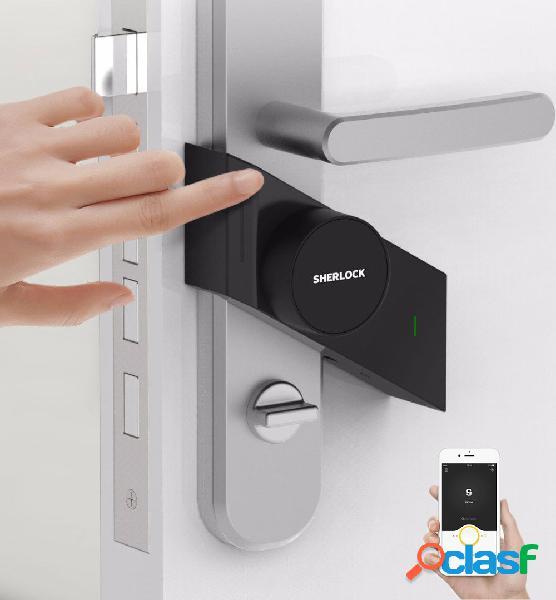 Smart varanda lock s app bloqueio inteligente antifurto desbloqueio bloqueio de controle remoto da porta