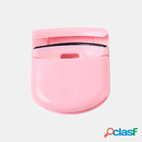 Portable mini eyelash curler false eyelashes extension lift eyelash beauty makeup tool