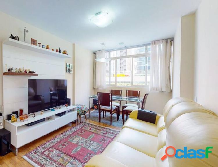 Apartamento no jardim paulista à venda com 2 quartos e 72 m²