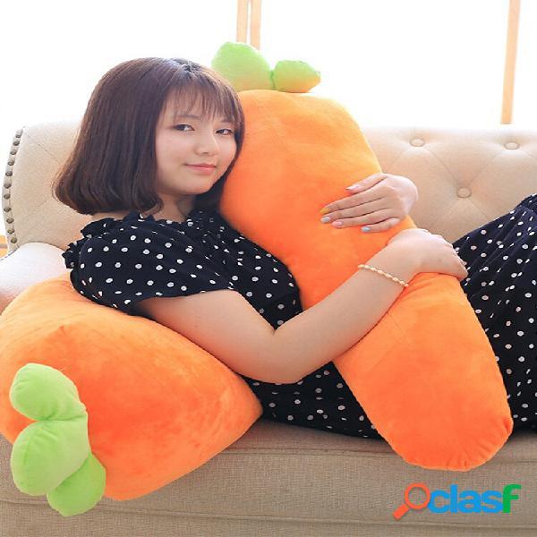 Almofada almofada almofada vegetal brinquedo pelúcia infantil pelúcia boneca
