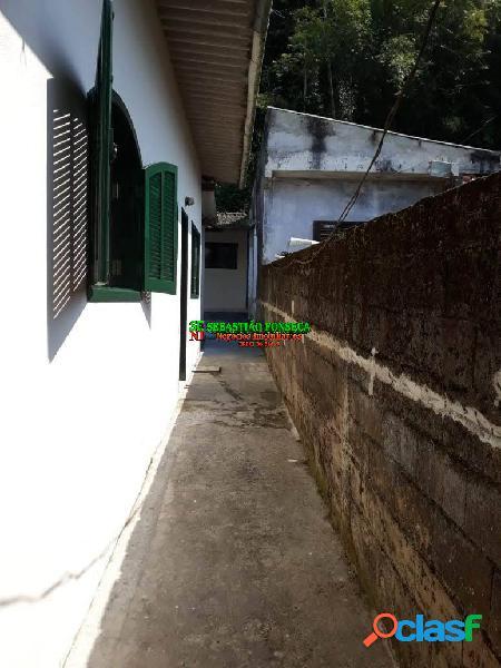 Permuta casa em ubatuba com chácara entre paraibuna e sjc