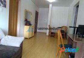 Apartamento com 1 dormitório à venda, 44 m² por R$ 120.000