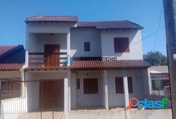 Casa com 3 dormitórios à venda, 130 m² por R$ 260.000 Rubem Berta - Porto Alegre/RS