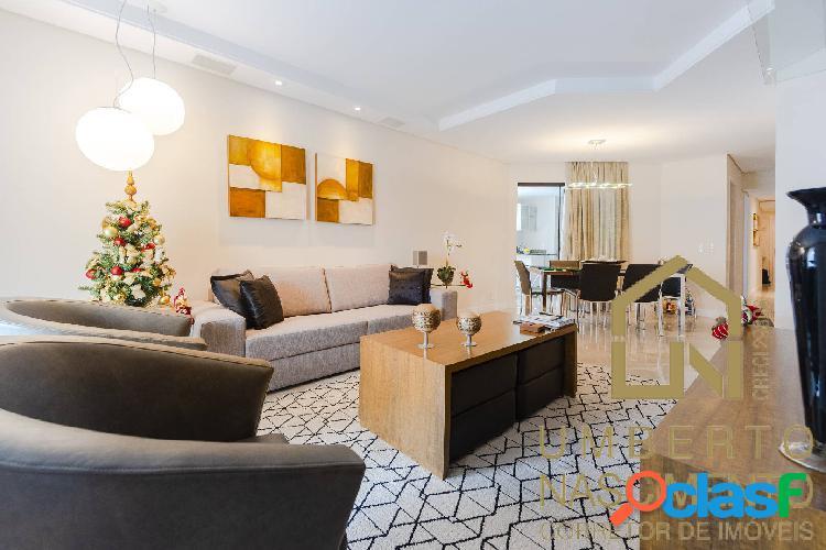 Lindo apartamento mobiliado e equipado no bairro jardim blumenau