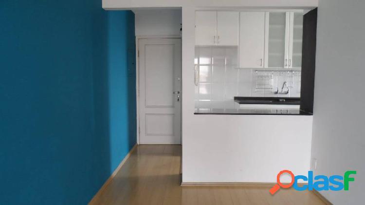 Apartamento lindo e pronto para morar 58 m² 02 dorm.zona sul vl sta catarin