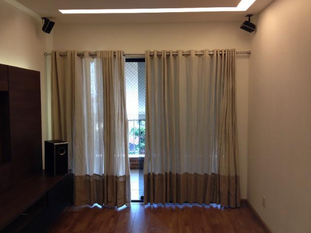 Apartamento 110 m² com 2 quartos 01 suíte centro freguesia