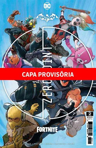 Batman/fortnite vol. 02