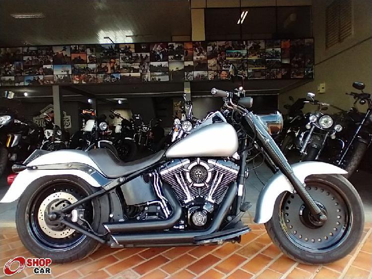 Harley davidson softail fat boy 1600