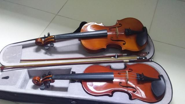Violino 4/4 johnker