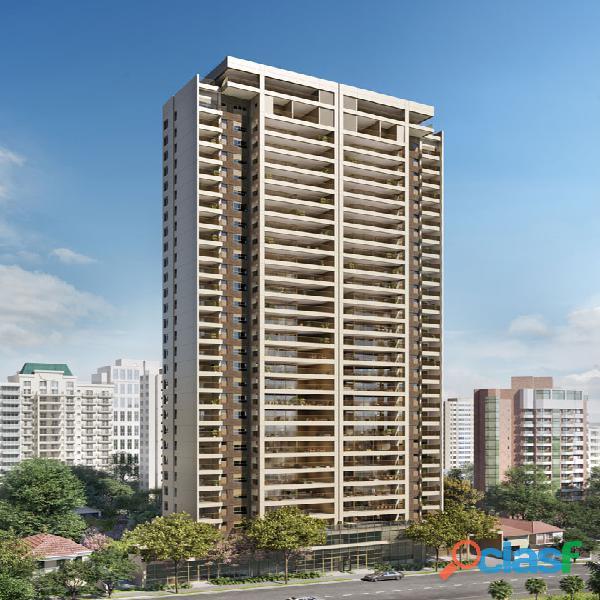 Luxuoso Apartamento De Alto padrão Em Obra,Com 280 M² No Pátrio Ibirapuera