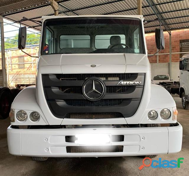 Mercedes Benz (MB) ATRON 2324 6X2 ano 2016