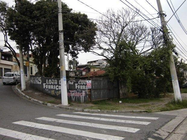 Terreno à venda, parque joão ramalho - santo andré/sp