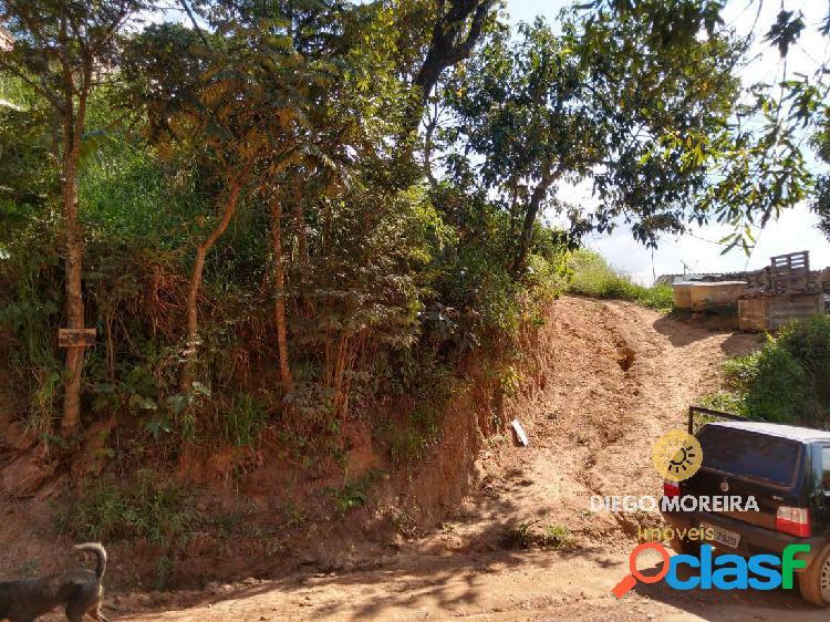 Terreno à venda em terra preta com 350 m²