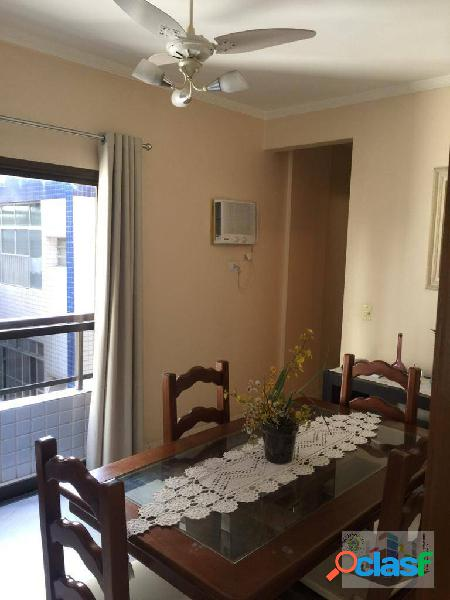 Apartamento 3 dormitórios 1 suíte - 2 vagas - aparecida - santos -sp