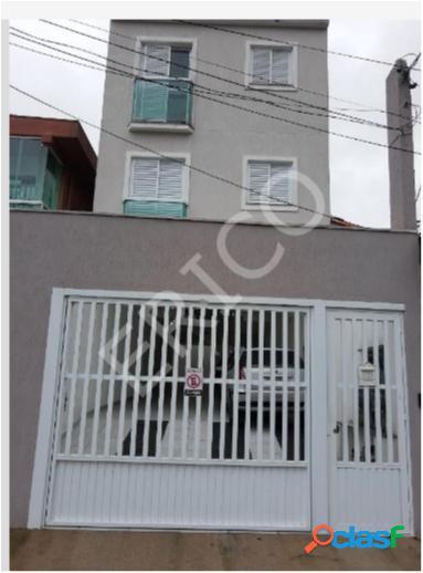 Cobertura em santo andré - vila valparaíso por 299.000,00 à venda