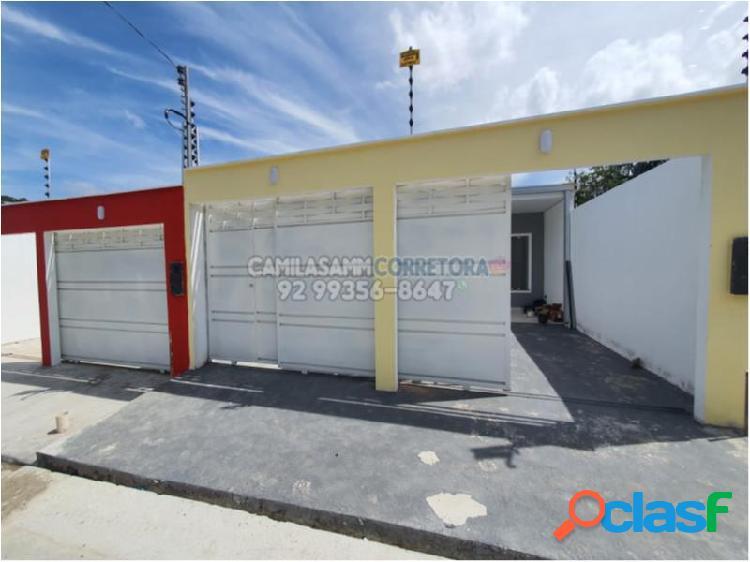 Conjunto águas claras 1 - apartamento com área privativa em manaus - novo aleixo por 185 mil à venda