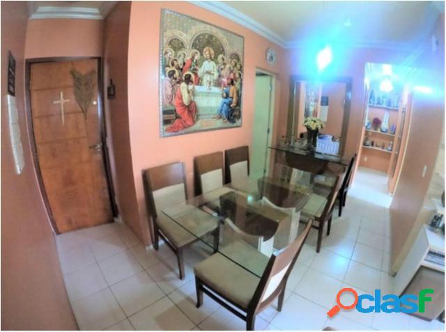 Vivendas da cidade - apartamento com 3 dorms em manaus - colônia santo antônio por 250 mil à venda