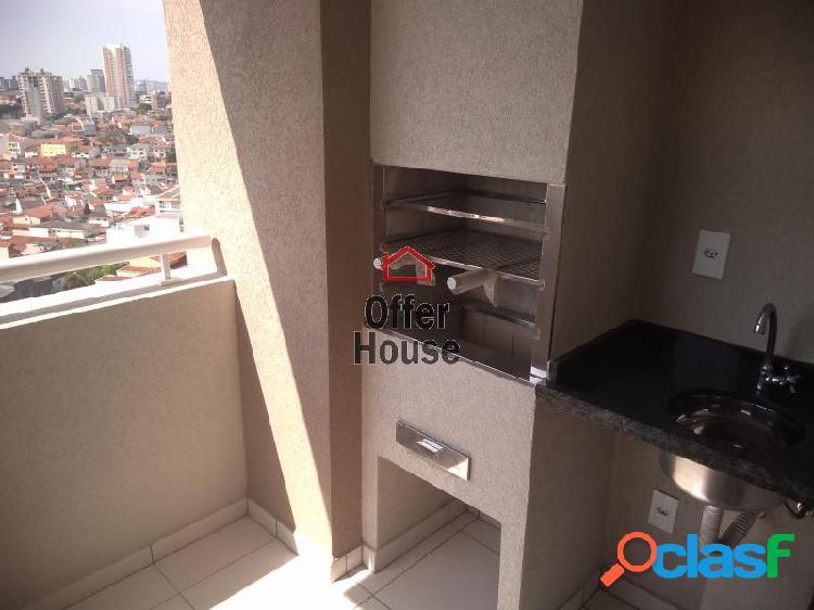 Apartamento com 2 dorms em santo andré - vila scarpelli por 299 mil à venda