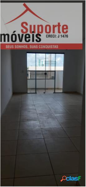 Apartamento com área privativa em porto velho - igarapé por 1.2 mil para alugar