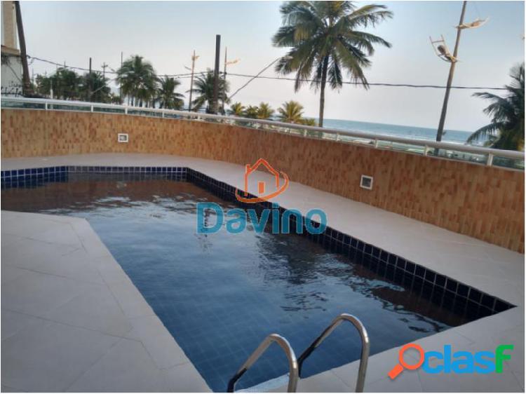 Apartamento com 2 dorms em praia grande - ocian por 390 mil à venda