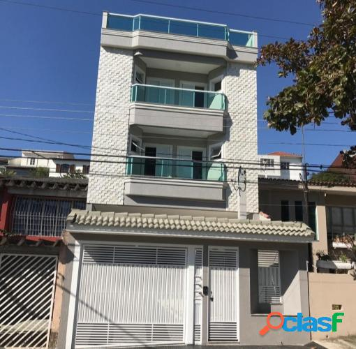 Apartamento sem condomínio - venda - santo andré - sp - bairro campestre