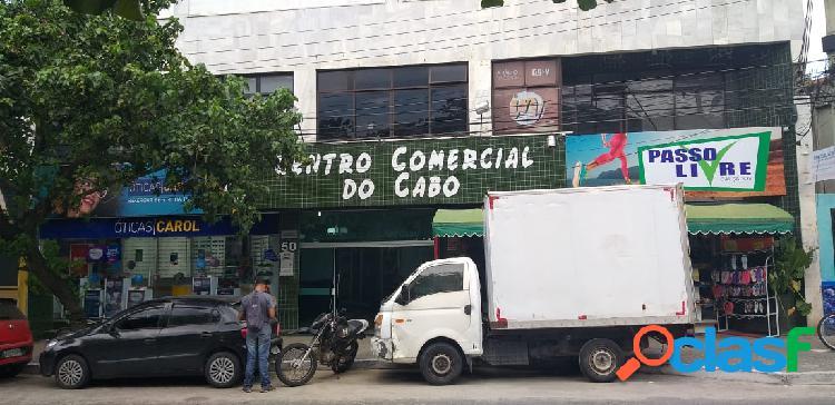 Sala comercial - venda - arraial do cabo - rj - centro