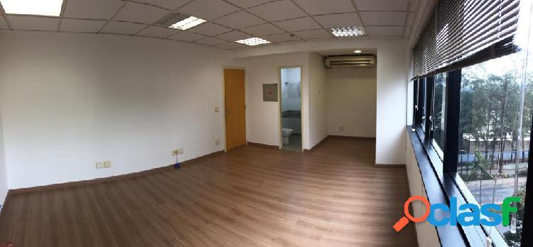 Sala comercial - aluguel - barueri - sp - alphaville industrial)