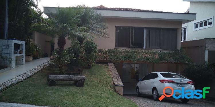 Casa em condomínio - aluguel - santana de parnaíba - sp - alphaville)