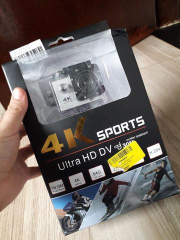 Camera ultra hd dv 4k sports