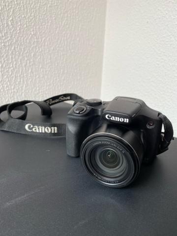 Câmera fotográfica canon sx520 hs powershot